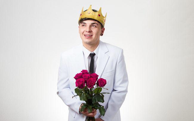 Ricardo Artus Herz König Spielkarten ELCARDO